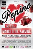 16.5.2014 - Pepino Party - Marco club, Karviná