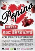 19.4.2014 - Pepino Party - Angels, Žďár nad Sázavou