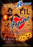 1.11.2013 - Pepino Halloween party - Sirius club, Brezno