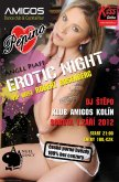 1.9.2012 - Pepino Erotic Night - Klub Amigos - Kolín