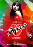 10.2.2017 - Pepino Flirt Party - Club 333, Prievidza