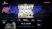 10.3.2018 - Pepino Night Pool Party - Aquapark Tatralandia