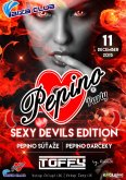 11.12.2015 - Pepino Party Sexy devils edition - Ibiza club, Košice