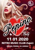 11.1.2020 - Pepino Party - RETRO MUSIC CLUB Zaječí