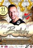 11.10.2014 - Pepino Birthday Club Tour 2014 - Letisko club, Giraltovce