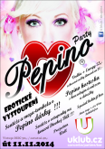 11.11.2014 - Pepino Party - U-club, Olomouc