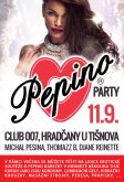 11.9.2015 - Pepino Party - Club 007, Hradčany u Tišnova