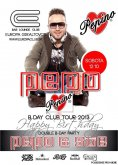 12.10.2013 - Pepo Pepino B-Day Club Tour - Bar Lounge Club, Giraltovce