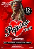 12.7.2019 - Pepino Party - Montego club, Rimavská Sobota