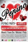 12.12.2014 Pepino Party - Music Bar Lira, Valašské Meziříčí