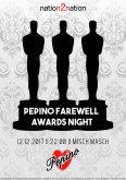 12.12.2017 - Pepino Farewell Awards Night - Misch Masch club, Praha