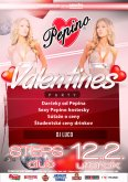 12.2.2013 - Pepino Valentines Party - Steps club, Trenčín