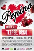 12.7.2014 - Pepino Party - Pepino Teepee, Brno