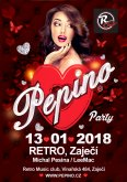 13.1.2018 Pepino Party - Retro, Zaječí
