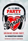 14.11.215 - Pepino Party - Terminal club, Zlaté Moravce
