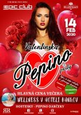 14.2.2020 - Valentýnská Pepino Party - Epic club, Snina