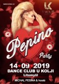 14.9.2019 - Pepino Party - DANCE CLUB U KOLJI, Litomyšl
