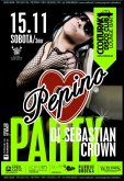 15.11.2014 - Pepino Party - Cooltrurak Disco Club, Piešťany
