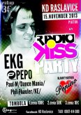 15.11.2013 - Pepino Kiss Party - KD Raslavice