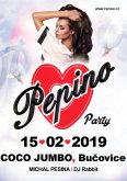 15.2.2019 - Pepino Party - COCO JUMBO, Bučovice