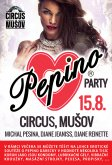 15.8.2015 - Pepino Party - Circus, Mušov