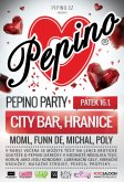16.1.2015 -  Pepino Party - City Bar, Hranice