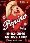 16.3.2019 - Pepino Party - Kotnov, Tábor
