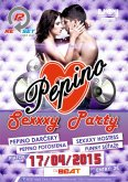 17.4.2015 - Pepino Sexxxy Party - Reset Night club, Vranov nad Topľou