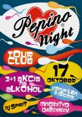 17.10.2012 - Pepino Night - Tour Club - Bánská Bystrica