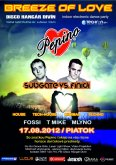 17.8.2012 - Breeze of love with Pepino - Disco Hangár Divín - Ružiná