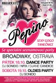 18. a 19.10. 2013 - Pepino Dance Party a Pepino Oldies Party - Broadway, Ostrava