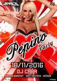 18.11.2016 - Pepino Party - Space club, Snina