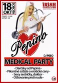 18.10.2014 - Pepino Medical Party - Irish Castle Pub, Nové Zámky