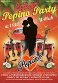 18.10.2016 - Latino Pepino Party - U-klub, Olomouc