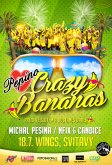 18.7.2014 - Pepino Crazy Bananas - Wings, Svitavy