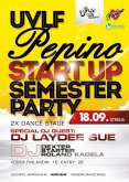 18.9.2013 - UVLF Pepino Start up Semester Party - Jazzclub, Košice