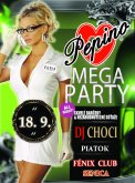 18.9.2015 - Pepino Mega Party - Fénix club, Senica