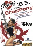 18.5.2012 - Pepino Effect Party - Sky club - Snina