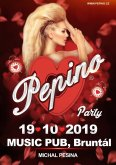 19.10.2019 - Pepino Party - AFRICA MUSIC PUB, Bruntál