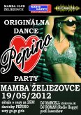 19.5.2012 - Originálna Dance Pepino Party - Mamba club - Želiezovce