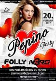 20.2.2017 - Pepino Party - Arena, Michalovce