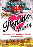 20.9.2013 - Pepino Party, Disco BAR Pelikán, Lučenec