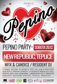 20.12.2014 - Pepino Party - New Republic, Teplice