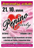 21.10.2011 - Pepino party - Infinity club Žilina