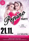 21.11.2014 - Pepino Party - Reduta club, Dobšinná