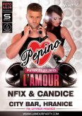 21.12.2012 - Pepino L´amour - City bar, Hranice