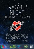 21.3.2013 - Erasmus Night under protection of Pepino - Brno