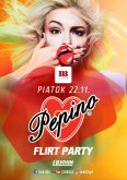 22.11.2019 - Pepino Flirt Party - Club 333, Prievidza