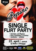 22.4.2016 - Pepino single flirt party - Club No. 33, Trenčín