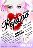 22.10.2013 - Pepino party - U klub, Olomouc